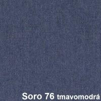 Soro 76 tmavomodrá