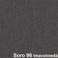 Soro 96 tmavohnedá
