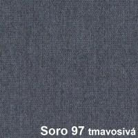Soro 97 tmavosivá