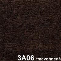 3A06 tmavohnedá