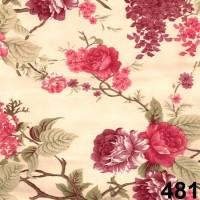 481 ružové kvety