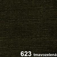 623 tmavozelená