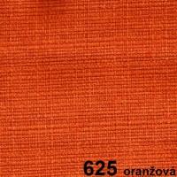 625 oranžová