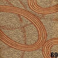69 hnedý vzor