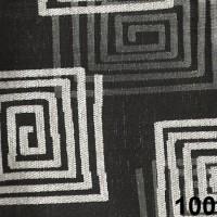 100 čierno-biela