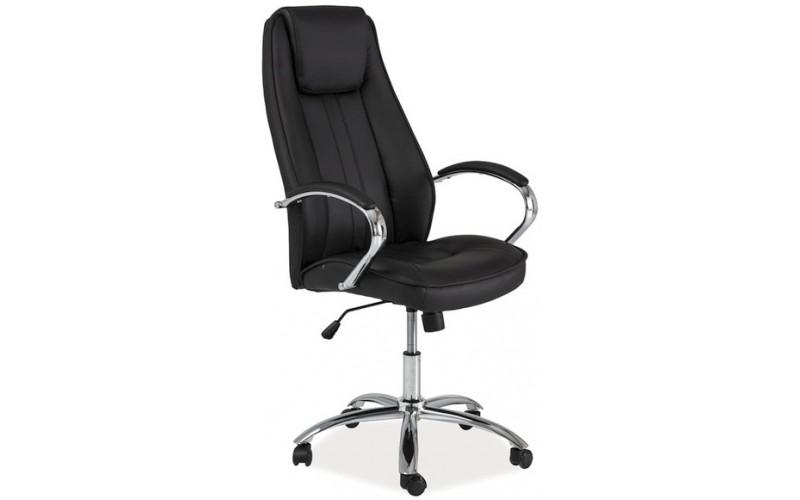 S-036 čierna, kancelárske kreslo