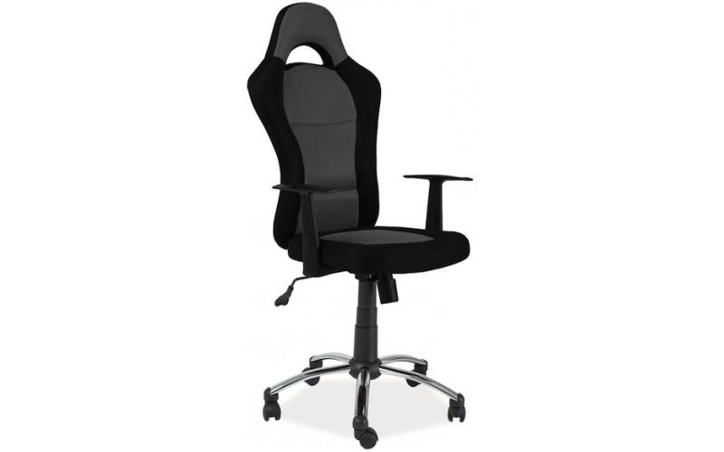 S-039 čierna, kancelárske kreslo