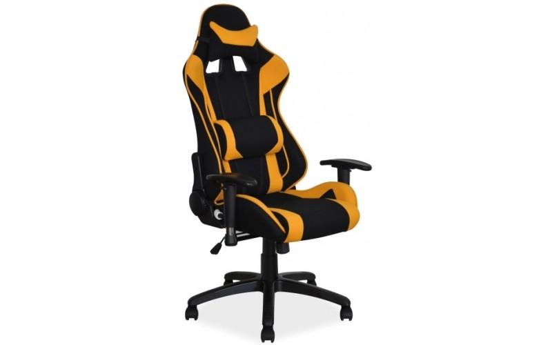VIPER čierno-žltá, kancelárske kreslo