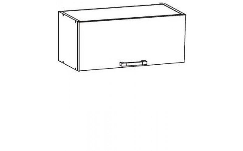 HAMPER dub lancelot GO80/36, horná skrinka v šírke 80 cm