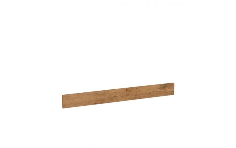 REA ALFA UP soklová lišta vo farbe drevodezénu