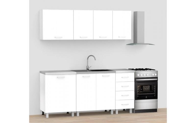 REA ALFA ZZ č.2  kuchynský komplet v šírke 180 cm