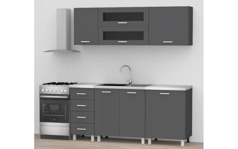 REA ALFA ZZ č.3  kuchynský komplet v šírke 180 cm