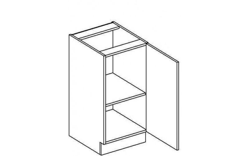 GALAXY D40, dolná skrinka v šírke 40 cm