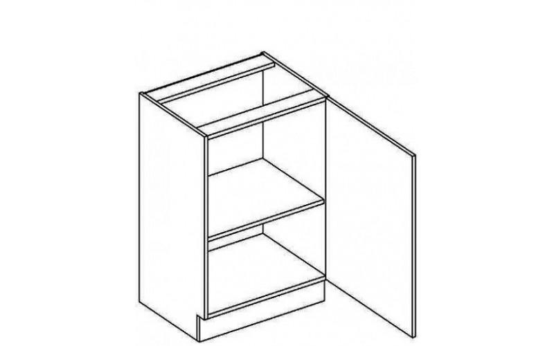 FRESH D45, dolná skrinka v šírke 45 cm