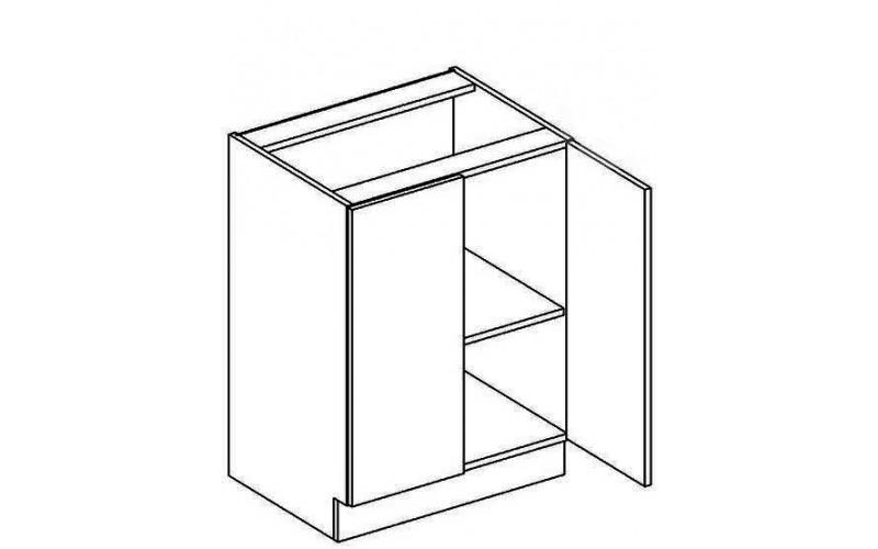GALAXY D60, dolná skrinka v šírke 60 cm