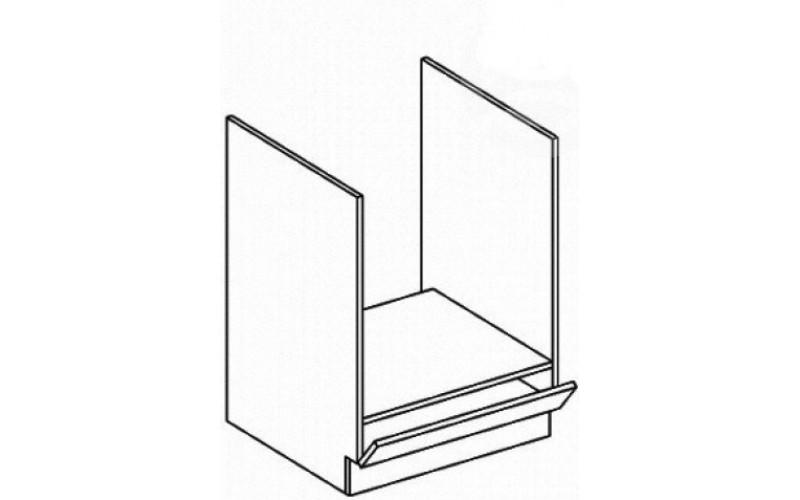 MAGIA DK60, dolná skrinka na vstavanú rúru v šírke 60 cm
