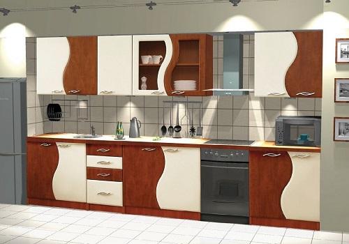 FALA MDF, sektorová kuchyňa