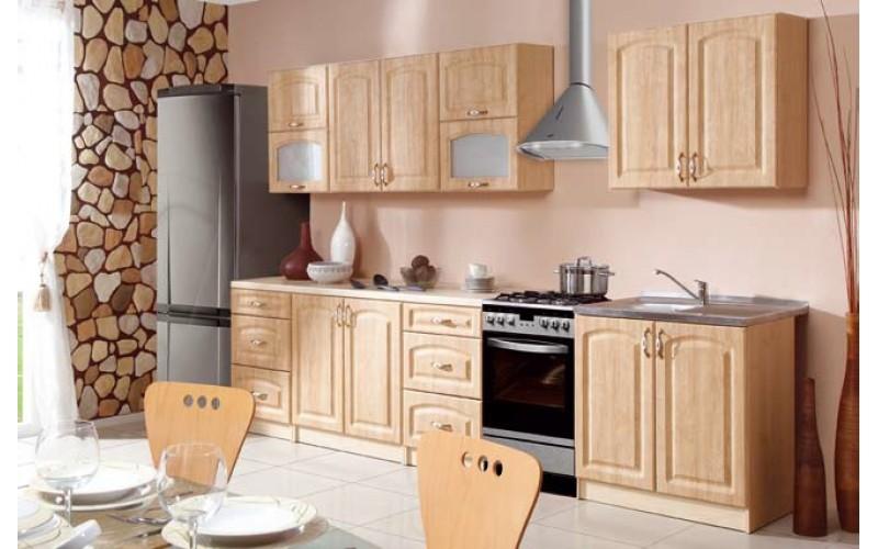 PORTAL MDF akciová kuchynská zostava 260 cm