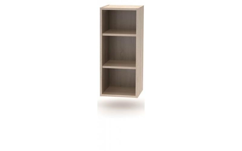 NOVA PLUS NOPL-001-0H dub sonoma, horná otvorená skrinka v šírke 30 cm