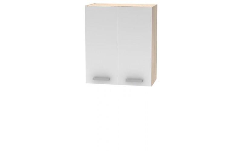 NOVA PLUS NOPL-007-0H dub sonoma/biela, horná skrinka v šírke 60 cm