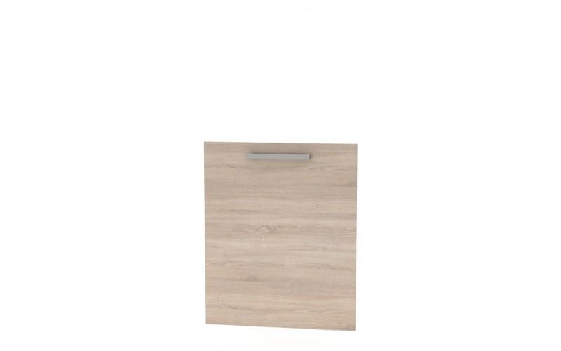 NOVA PLUS NOPL-088-00 dub sonoma, dvierka na umývačku riadu v šírke 59,6 cm a výške 72,2 cm