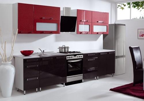 GALAXY MDF, sektorová kuchyňa