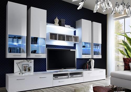 DORADE obývacia stena