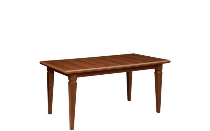 KENT gaštan ESTO 160 rozkladací jedálenský stôl