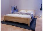 KASPIAN dub sonoma LOZ/140 posteľ v rozmere 140x200cm