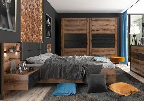 KASSEL nábytok do spálne