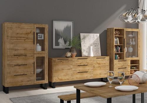 b611da9070612 Sektorové obývacie steny - Veľký výber a akciové ceny - FajnNábytok.sk