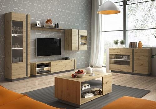 a8594d7ac99f9 Sektorové obývacie steny - Veľký výber a akciové ceny - FajnNábytok.sk