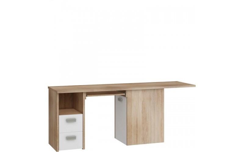 KITTY 02 rohový PC stolík