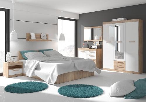 MAXIMUS spálňa