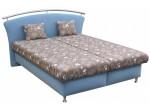 ARIZONA II čalúnená posteľ v šírke 160 x 195 cm