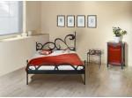 CARTAGENA kovaná posteľ v šírke 160 a 180 x 200 cm