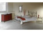 GALICIA II kovaná posteľ  v šírke 140, 160 a 180 x 200 cm