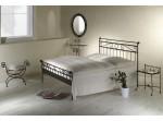 ROMANTIC II kovaná posteľ  v šírke 90, 140, 160 a 180 x 200 cm