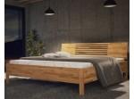 CALVINA buková posteľ 160 x 200 cm, jadrový buk