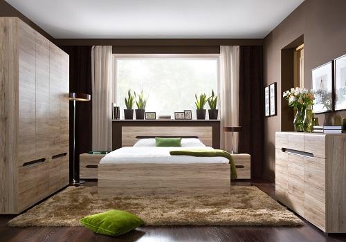 ELPASSO, spálňa