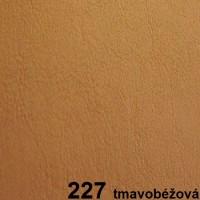 227 tmavobéžová
