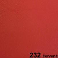 232 červená