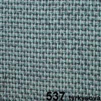 537 tyrkysová
