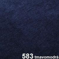 583 tmavomodrá